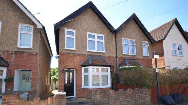 2 Bedrooms Semi Detached House for sale in Clare Road, Maidenhead, Berkshire