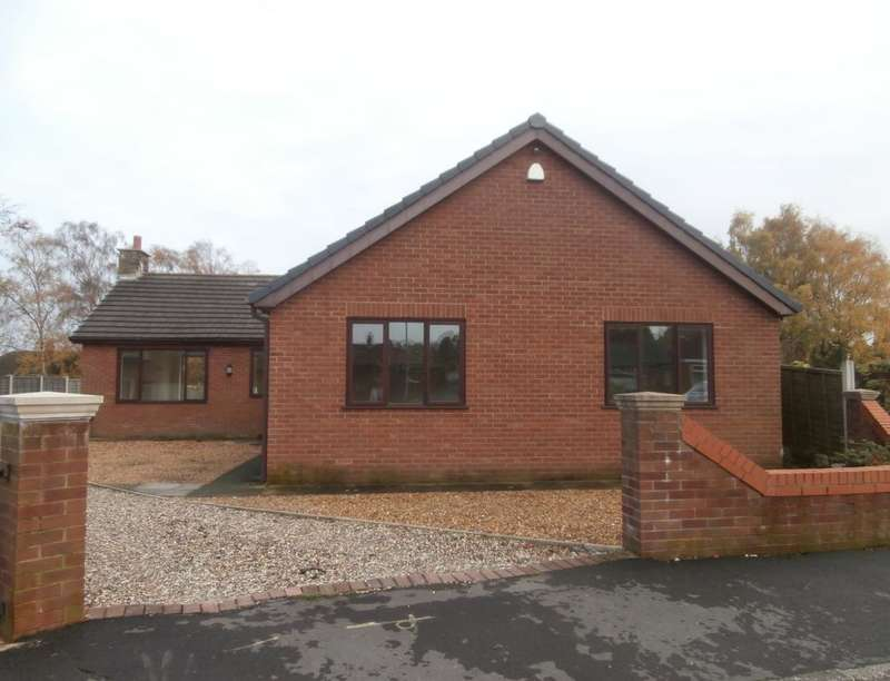 4 Bedrooms Detached Bungalow for sale in Fairholme Avenue, Ashton-In-Makerfield, Wigan, WN4