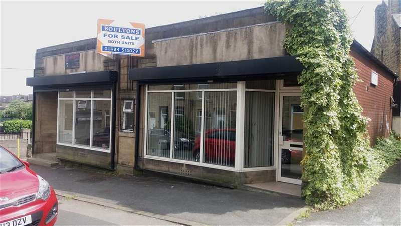 Commercial Property for sale in Lightcliffe Road, Huddersfield