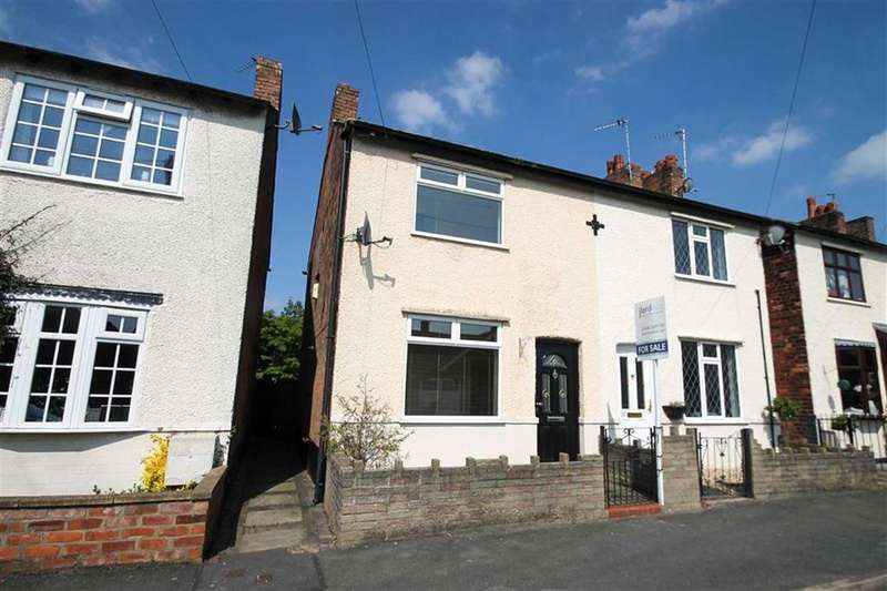 2 Bedrooms Semi Detached House for sale in Graingers Road, Leftwich