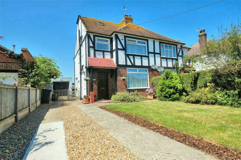 4 Bedrooms Semi Detached House for sale in Newton Road, WHITSTABLE, Kent