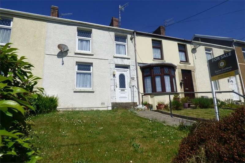 3 Bedrooms Terraced House for sale in 29 Pentrepoeth Road, Llanelli, Carmarthenshire
