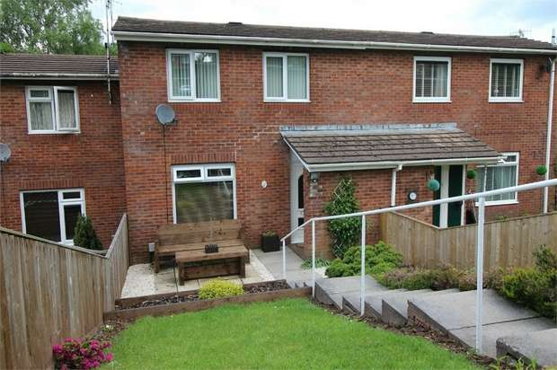 3 Bedrooms Terraced House for sale in Cefn Milwr, Hollybush, CWMBRAN