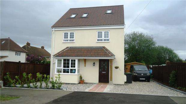 5 Bedrooms Detached House for sale in Moreteyne Road, Marston Moretaine