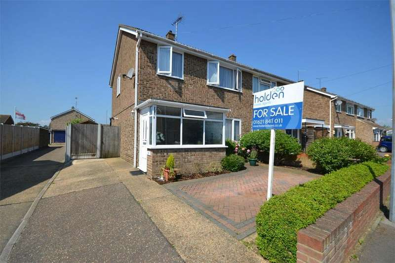 4 Bedrooms Semi Detached House for sale in Longfellow Road, Maldon, Essex