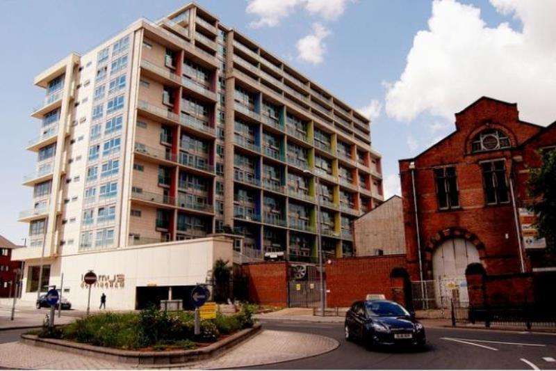 1 Bedroom Apartment Flat for sale in Litmus Building, Huntingdon Street, Nottingham, NG1
