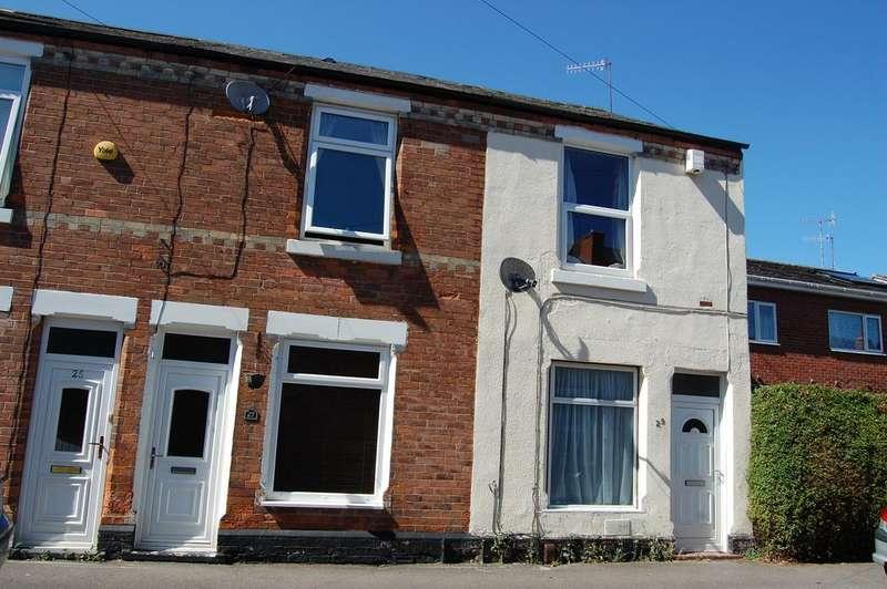 2 Bedrooms Terraced House for sale in Bernard Street, Carrington, Nottingham NG5