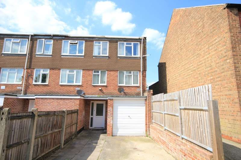 4 Bedrooms End Of Terrace House for sale in Spring Terrace, Reading, RG2