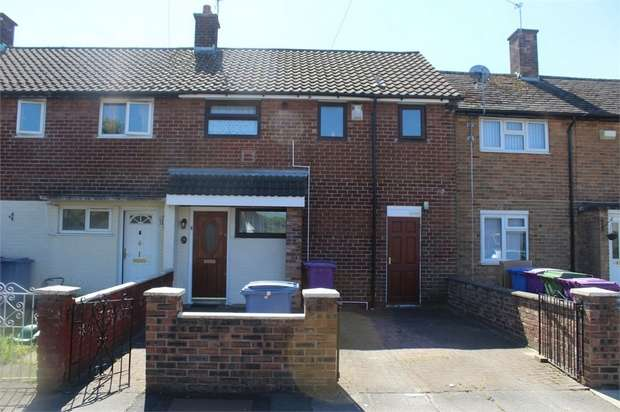 2 Bedrooms Terraced House for sale in Rockwell Road, Liverpool, Merseyside