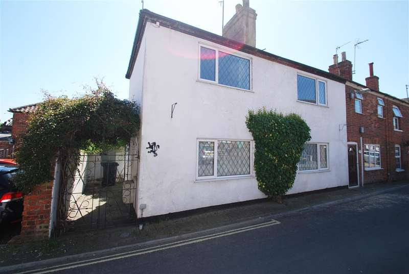 3 Bedrooms End Of Terrace House for sale in Brewery Street, Burgh Le Marsh