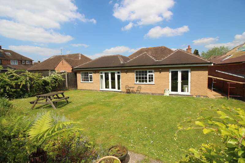 3 Bedrooms Detached Bungalow for sale in Summerlea Road, Leicester