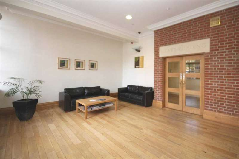 1 Bedroom Flat for sale in Marquis Street,The Driver Building, City Centre