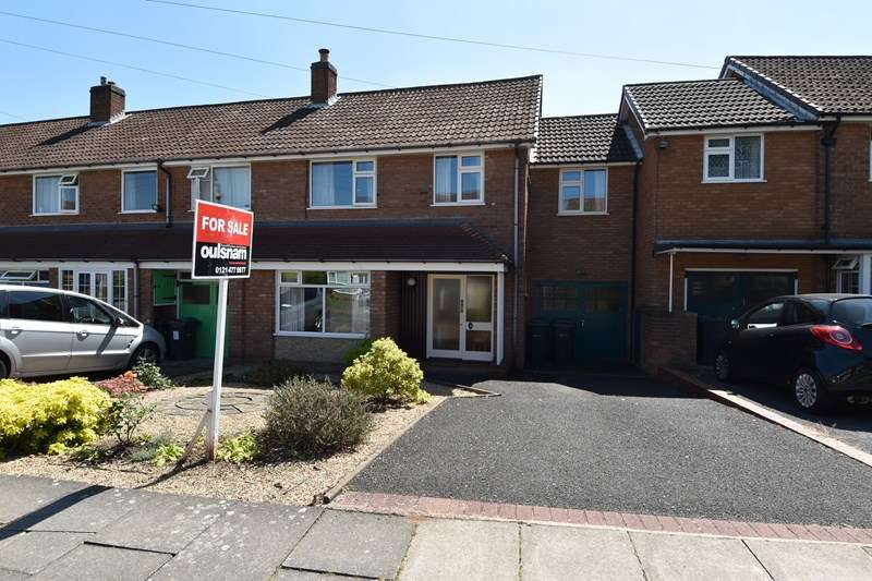 4 Bedrooms Terraced House for sale in Naunton Close, Selly Oak, BOURNVILLE VILLAGE TRUST