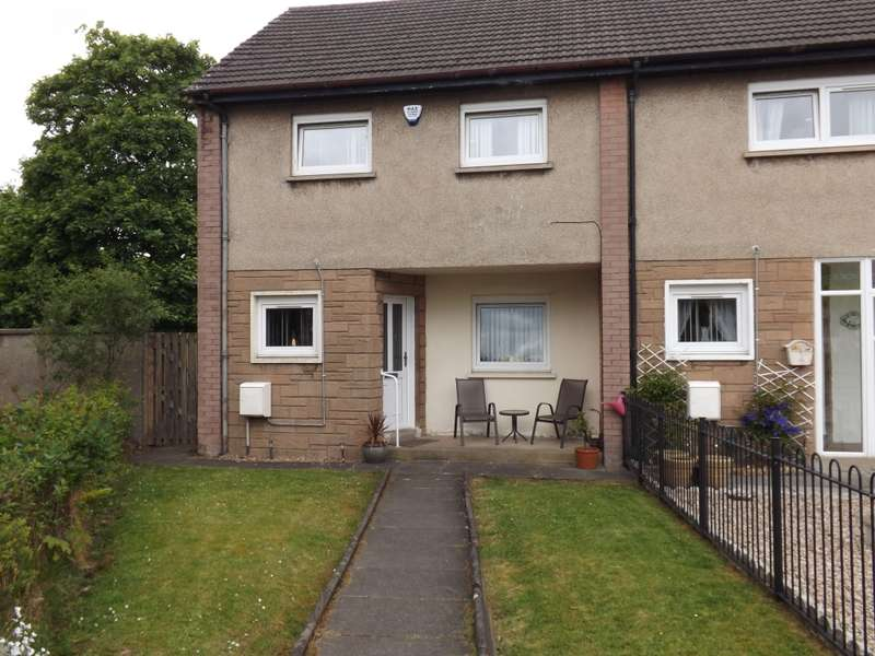 2 Bedrooms End Of Terrace House for sale in 10 Albert Terrace, Hamilton, ML3 0PE