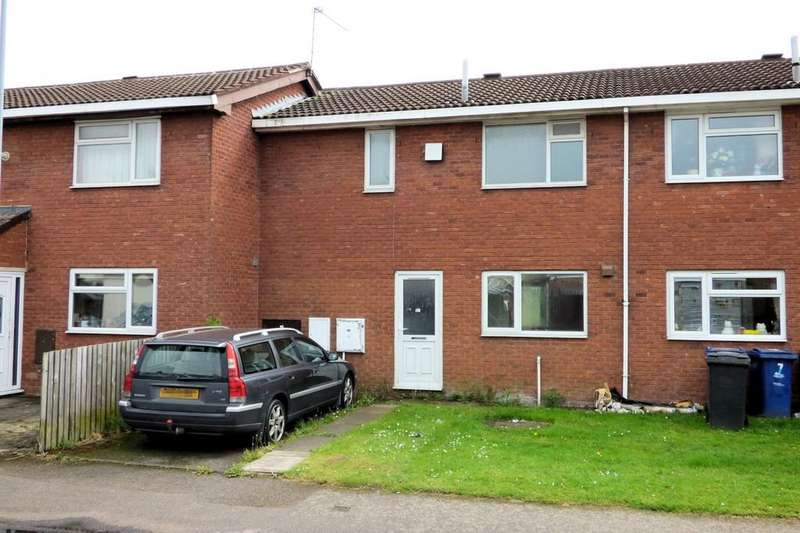 2 Bedrooms Terraced House for sale in Carver Road, Burton On Trent
