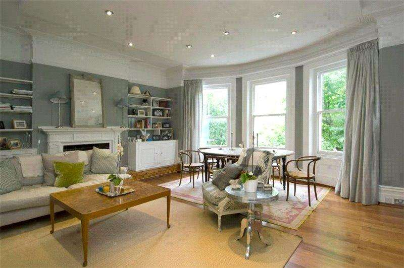 2 Bedrooms Flat for sale in Wetherby Mansions, Earls Court Square, London, SW5