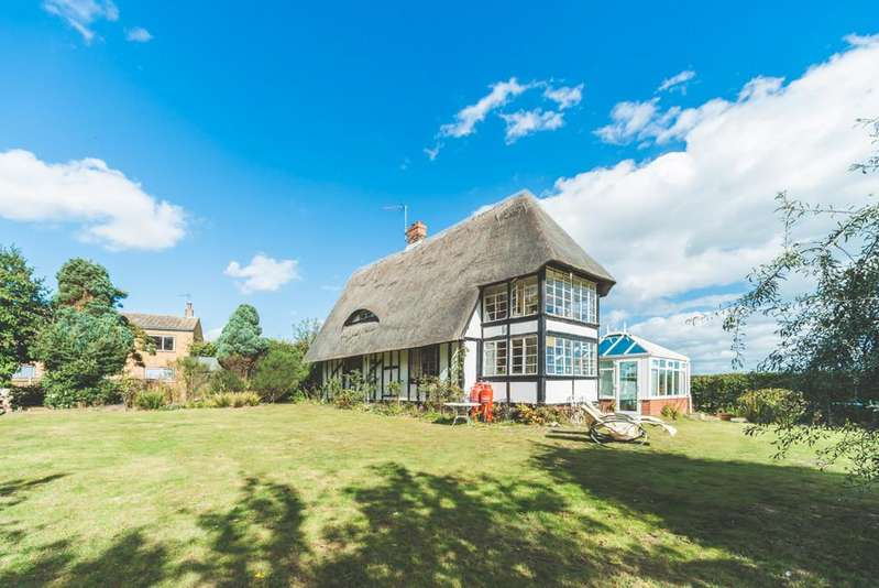 3 Bedrooms Detached House for sale in Stocks Lane, Walberswick, Southwold