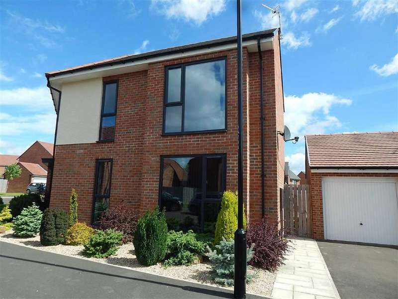 3 Bedrooms Semi Detached House for sale in The Acres, Wallsend, Tyne And Wear, NE28