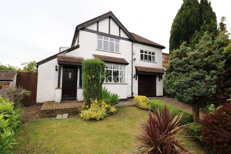 4 Bedrooms Detached House for sale in Marion Crescent, Orpington