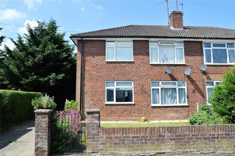 2 Bedrooms Maisonette Flat for sale in Crown Lane, Theale, Reading, Berkshire, RG7