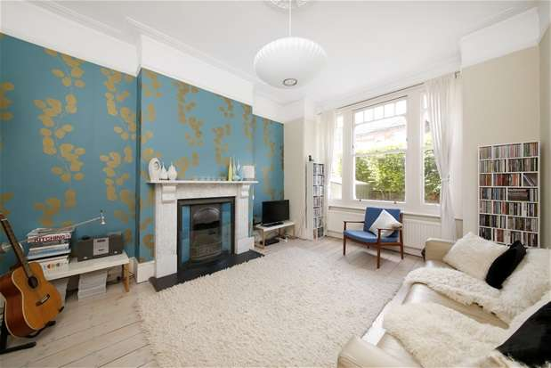 2 Bedrooms Maisonette Flat for sale in Dalkeith Road, Dulwich