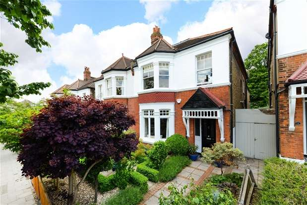 5 Bedrooms Semi Detached House for sale in Eynella Road, Dulwich