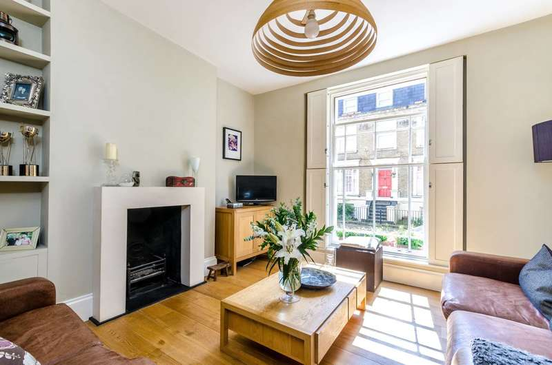 2 Bedrooms Maisonette Flat for sale in Grosvenor Terrace, Camberwell, SE5