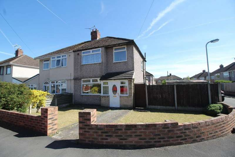 3 Bedrooms Semi Detached House for rent in 26 Moss Lane