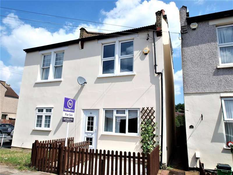 4 Bedrooms Semi Detached House for sale in Bromley Gardens, Bromley