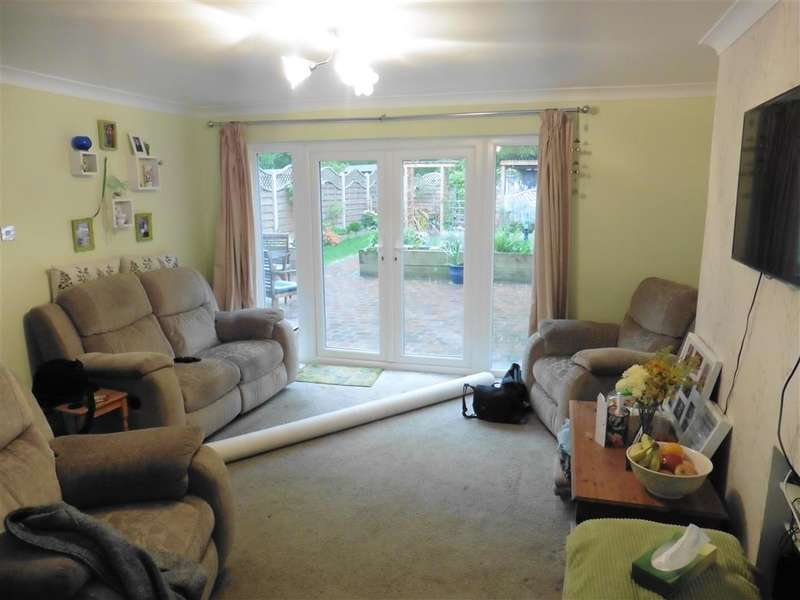 3 Bedrooms Terraced House for sale in Ladyshot, Harlow, Essex