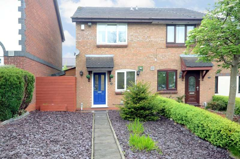 2 Bedrooms Town House for sale in ****NEW**** Falcon Road, Meir Park, ST3 7FQ