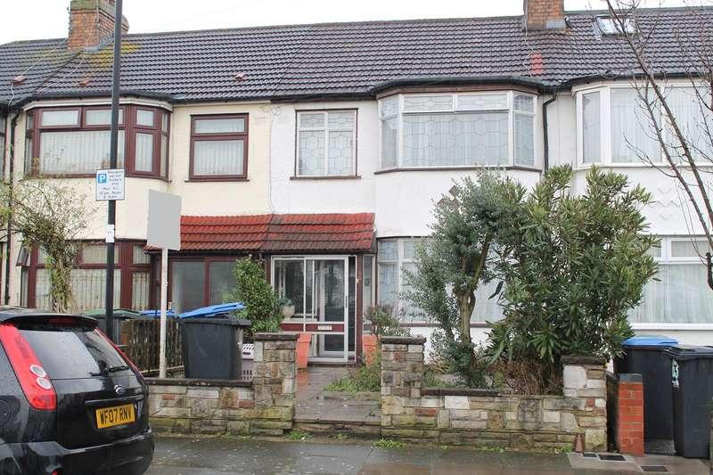 3 Bedrooms Terraced House for sale in Broadlands Avenue, Enfield, London, EN3