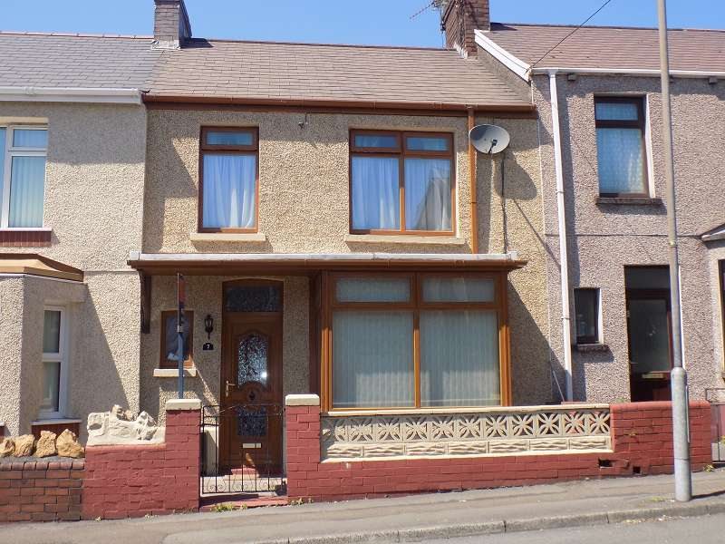 3 Bedrooms Terraced House for sale in Waterfall Cottages, Taibach, Port Talbot, Neath Port Talbot. SA13 1TS