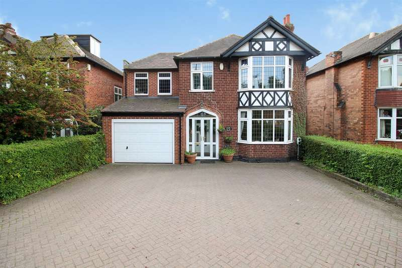 5 Bedrooms Detached House for sale in Derby Road, Beeston