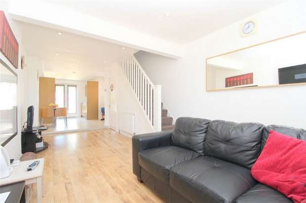 2 Bedrooms End Of Terrace House for sale in Alexandra Road, Ashford/Sunbury borders, Surrey