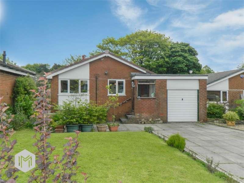 3 Bedrooms Detached House for sale in Delph Brook Way, Egerton, Bolton, Lancashire