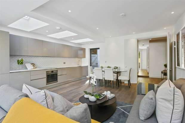 2 Bedrooms Flat for sale in Willcott Road, Acton/ Ealing Common