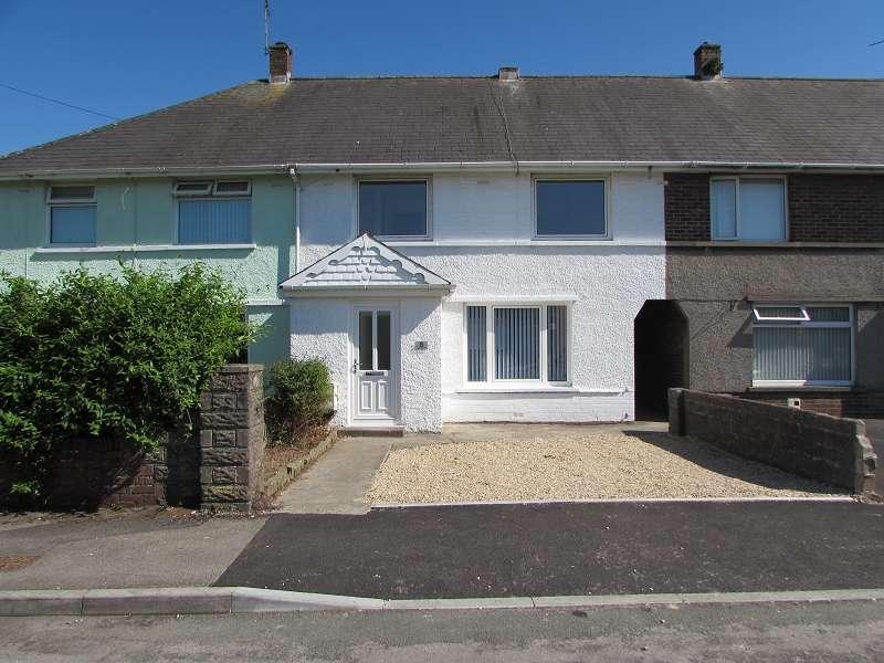3 Bedrooms Terraced House for sale in 5 Coychurch Road, Pencoed, Bridgend. CF35 5PN