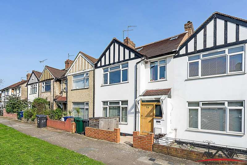 4 Bedrooms Terraced House for sale in Hillview gardens, Hendon, London NW4