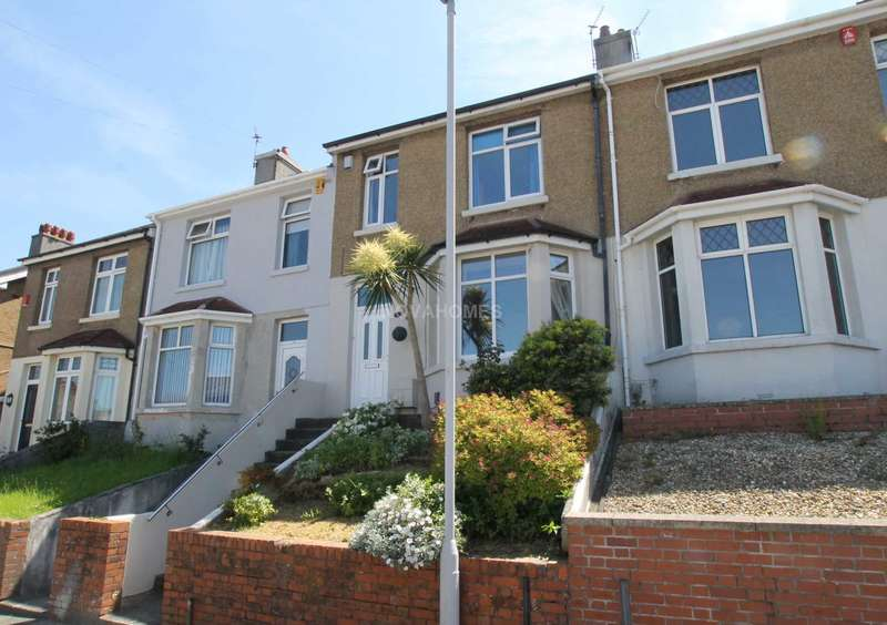 3 Bedrooms Terraced House for sale in Fullerton Road, Milehouse, PL2 3AX