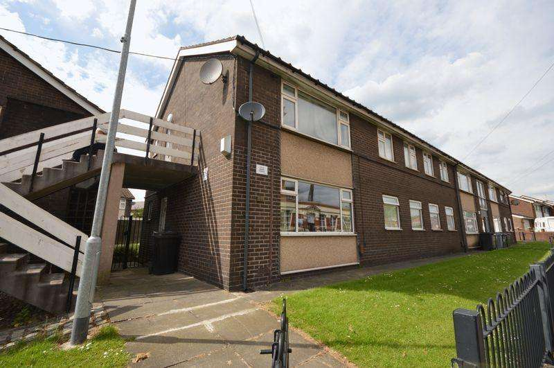 2 Bedrooms Flat for sale in Raven Avenue, Oldham