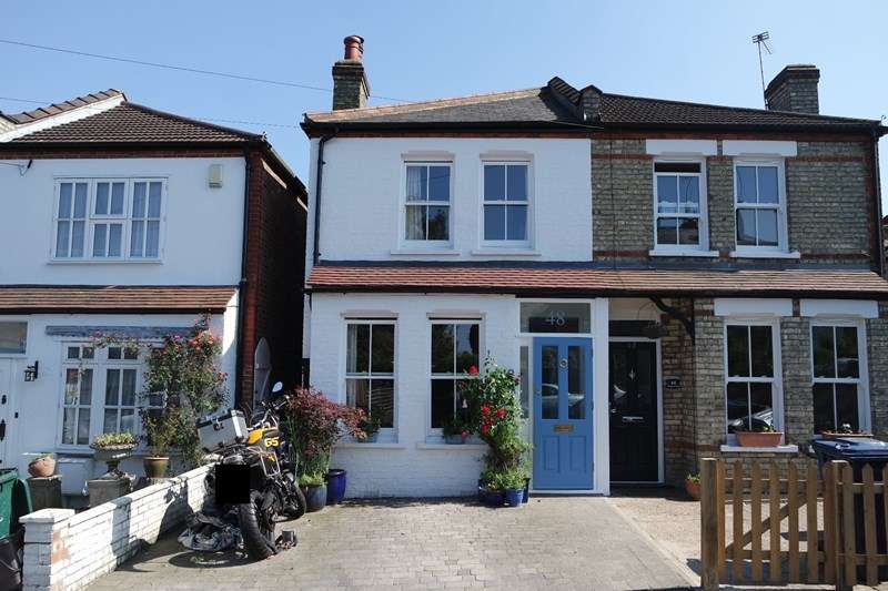 3 Bedrooms Semi Detached House for sale in Margaret Road, New Barnet