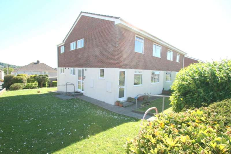 2 Bedrooms Maisonette Flat for sale in Tithe Road, Plympton, Plymouth