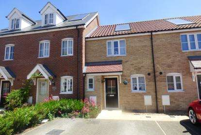 2 Bedrooms Terraced House for sale in Hadleigh, Ipswich, Suffolk