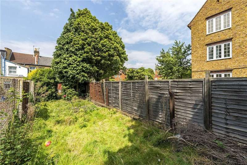 2 Bedrooms End Of Terrace House for sale in Frogmore, London, SW18
