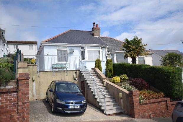 1 Bedroom Semi Detached Bungalow for sale in Primley Park, Paignton, Devon