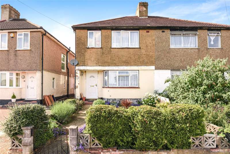3 Bedrooms Semi Detached House for sale in Carr Road, Northolt, Middlesex, UB5