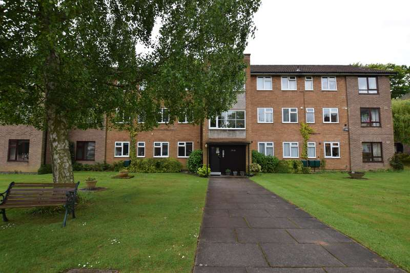 2 Bedrooms Flat for sale in Dukes Drive, Leicester, LE2 1TP