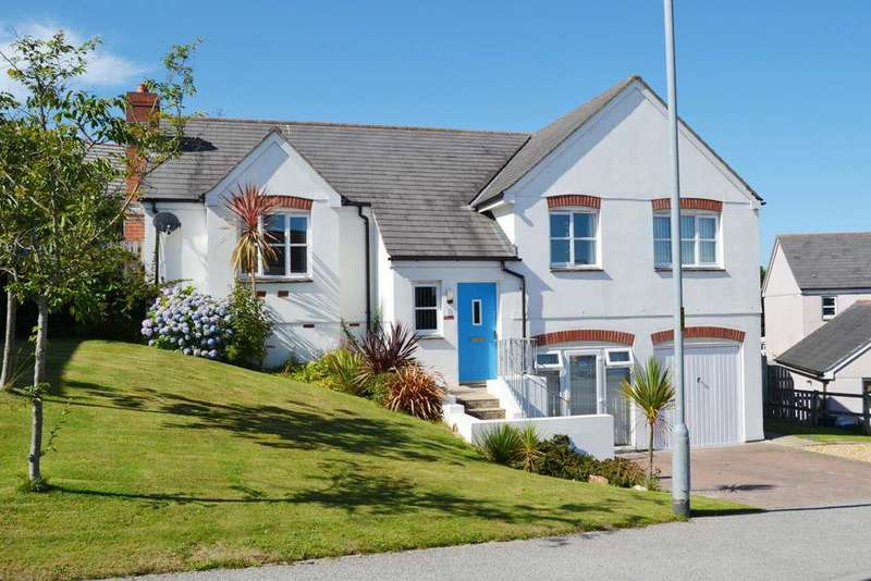 5 Bedrooms Detached House for sale in Trenoweth Road, Falmouth