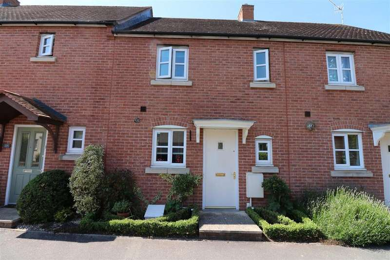 2 Bedrooms Terraced House for sale in Amis Way, Stratford-Upon-Avon